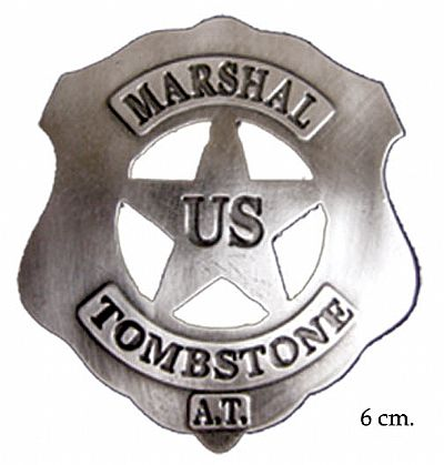 Marshall Tombstone